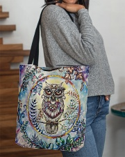 Our Best Owl Art 1 All-over Tote aos-all-over-tote-lifestyle-front-09