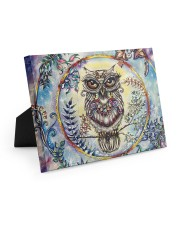 Our Best Owl Art 1 10x8 Easel-Back Gallery Wrapped Canvas thumbnail
