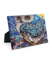 Our Best Owl Art 10x8 Easel-Back Gallery Wrapped Canvas thumbnail