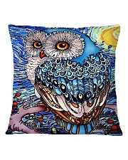 Our Best Owl Art Square Pillowcase thumbnail