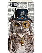 owls Lovers  Phone Case i-phone-7-case