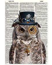 owls Lovers  16x24 Poster thumbnail