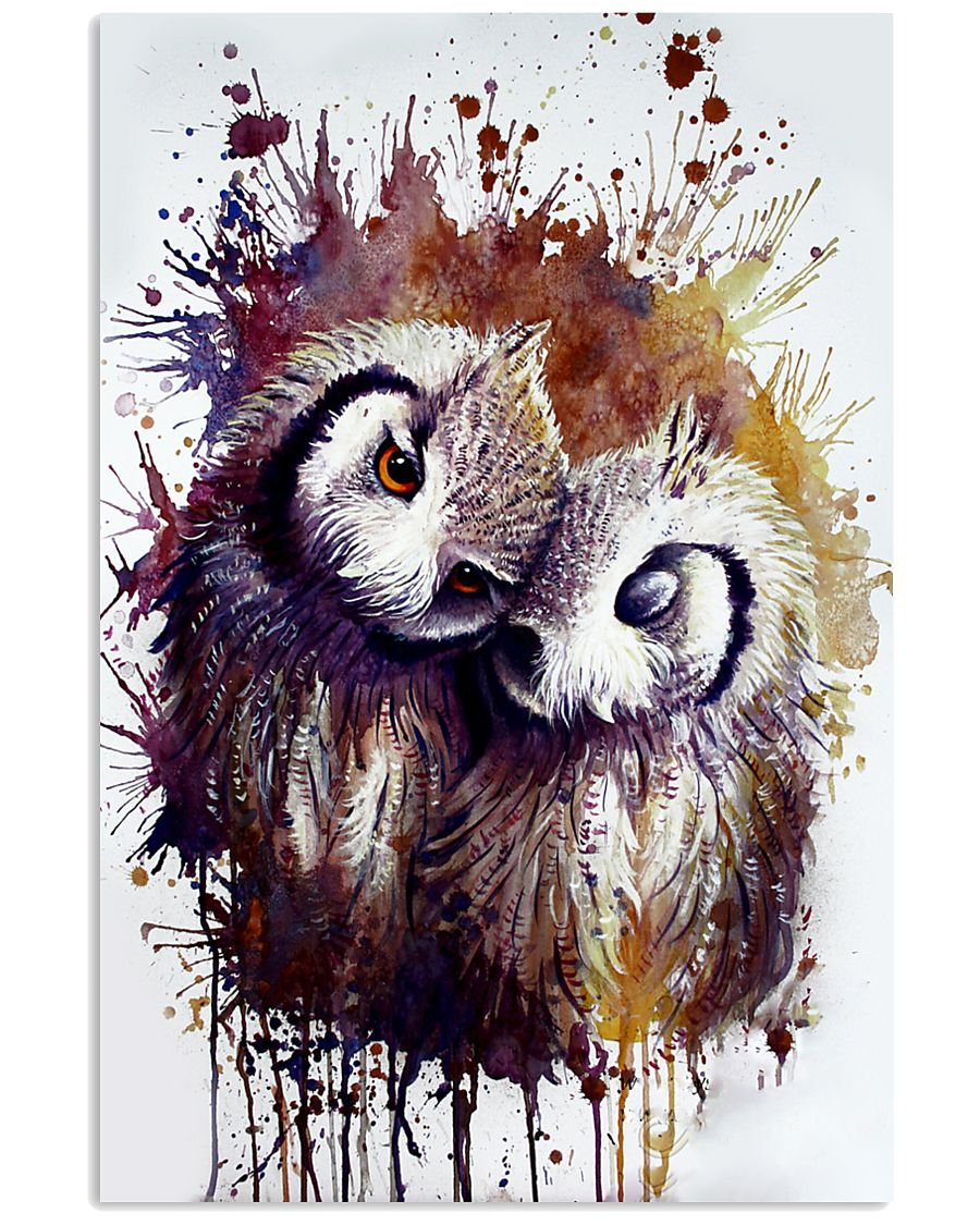 Our Best Owl Case 11x17 Poster