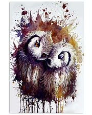 Our Best Owl Case 11x17 Poster front