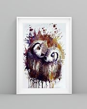 Our Best Owl Case 11x17 Poster lifestyle-poster-5