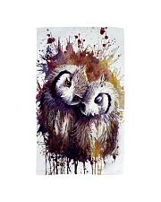 Our Best Owl Case Hand Towel thumbnail