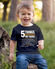 5 Things You Should Know About My Nana Youth T-Shirt lifestyle-youth-tshirt-front-4