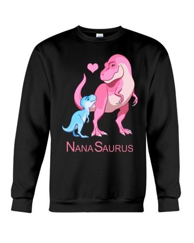 Cute Nana Saurus Dinosaur