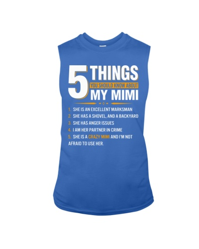 5 Things You Should Know About My Mimi