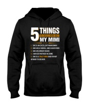 5 Things You Should Know About My Mimi Hooded Sweatshirt thumbnail