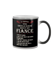 5 Things About My Fiance Color Changing Mug thumbnail