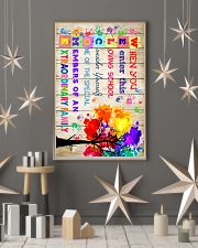 When You Enter This Loving School 11x17 Poster lifestyle-holiday-poster-1