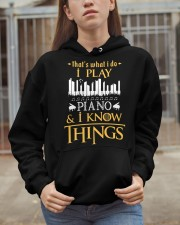 I Play Piano Hooded Sweatshirt apparel-hooded-sweatshirt-lifestyle-07