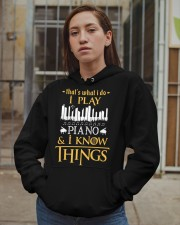 I Play Piano Hooded Sweatshirt apparel-hooded-sweatshirt-lifestyle-08