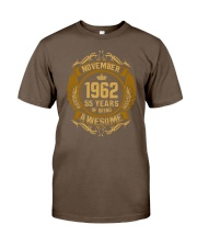 h-november-62 Classic T-Shirt front