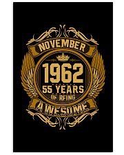 h-november-62 11x17 Poster thumbnail