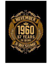 h-november-60 11x17 Poster thumbnail