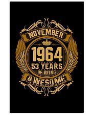 h-november-64 11x17 Poster thumbnail
