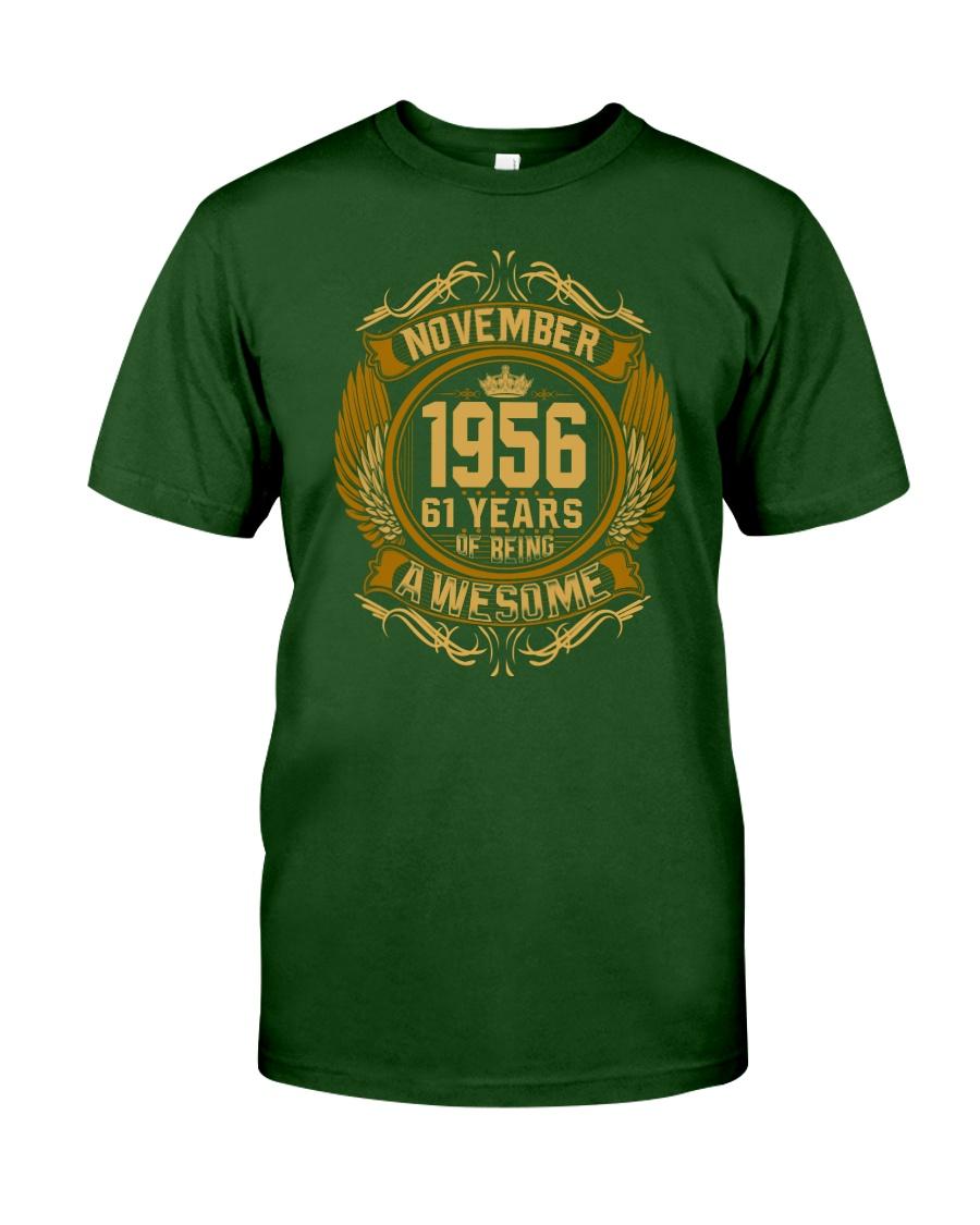 h-november-56 Classic T-Shirt
