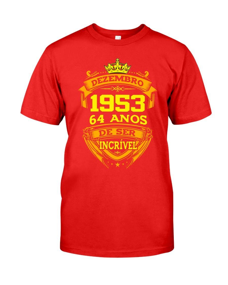 h-dezembro-53 Classic T-Shirt