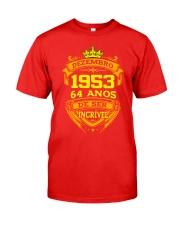 h-dezembro-53 Classic T-Shirt front
