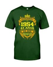 h-dezembro-54 Classic T-Shirt front