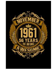 h-november-61 Vertical Poster tile