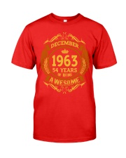 M12-63 Classic T-Shirt front