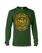 M12-63 Long Sleeve Tee front