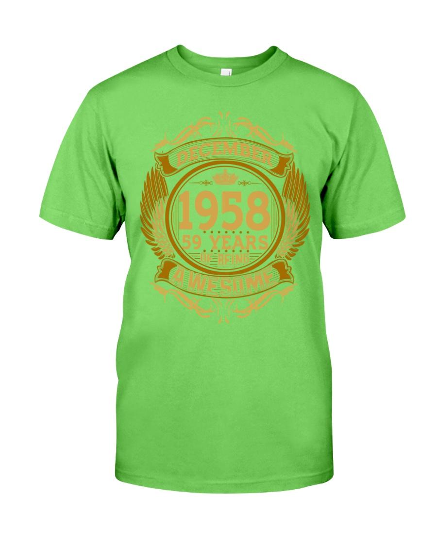 M12-58 Classic T-Shirt