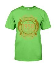 M12-58 Classic T-Shirt front