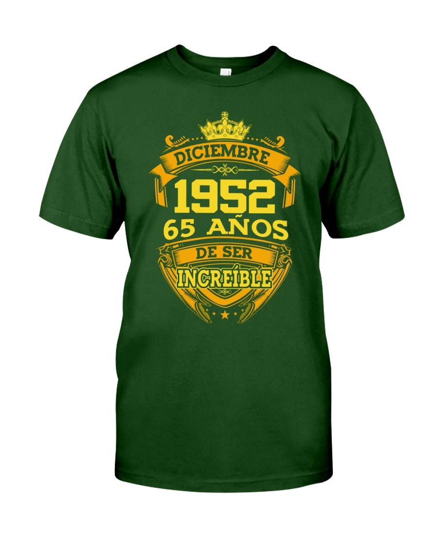 h-diciembre-52 Classic T-Shirt