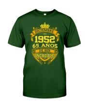 h-diciembre-52 Classic T-Shirt front