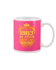 h-diciembre-83 Mug front