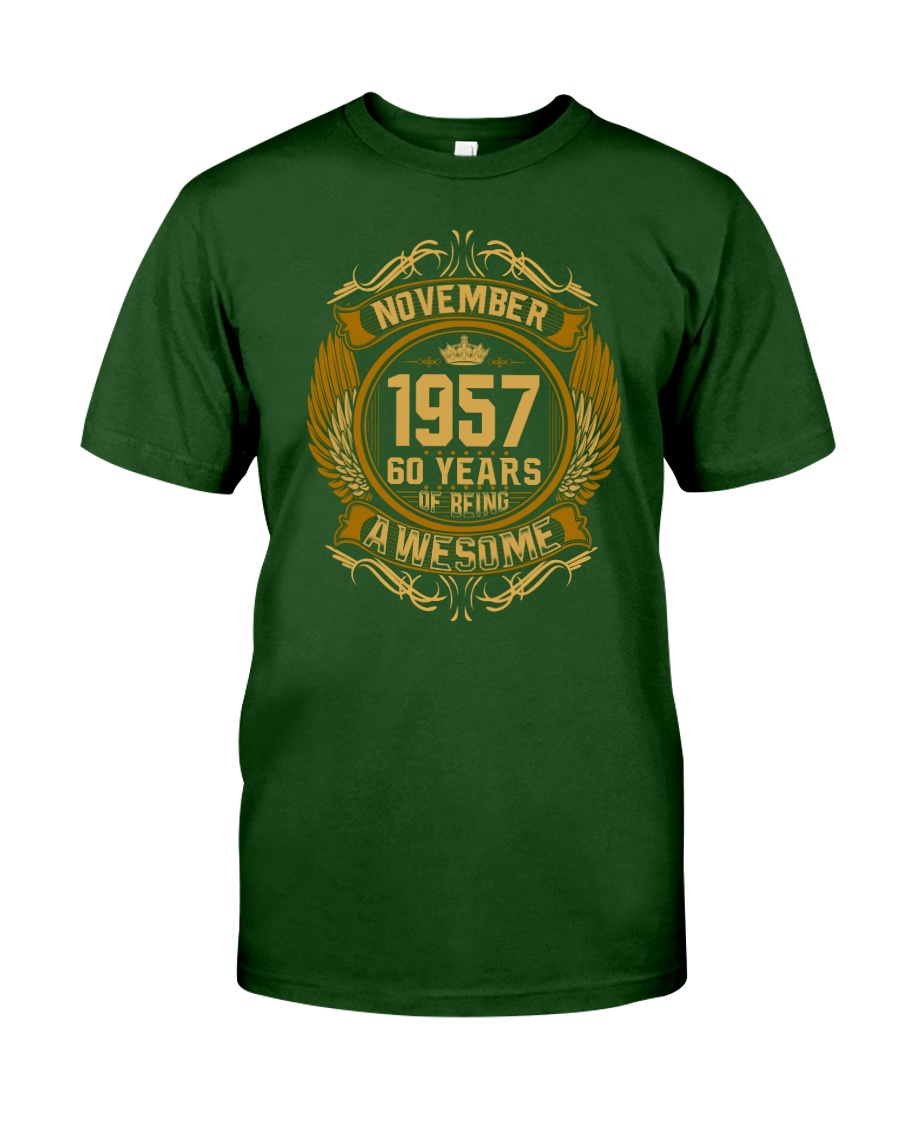 h-november-57 Classic T-Shirt