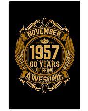 h-november-57 11x17 Poster thumbnail