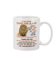 LIMITED EDITIONNNN Mug front