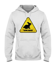 Run Away - Limited Edition Hooded Sweatshirt thumbnail