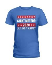 Giant Meteor 2020 Ladies T-Shirt thumbnail