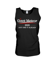 Giant Meteor 2020 Unisex Tank thumbnail