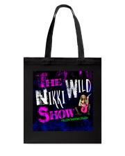 Nikki Wild Face Merch Tote Bag thumbnail