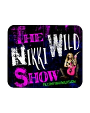 Nikki Wild Face Merch Mousepad front