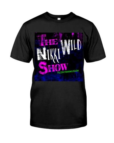 Nikki Wild Show Logo Merch