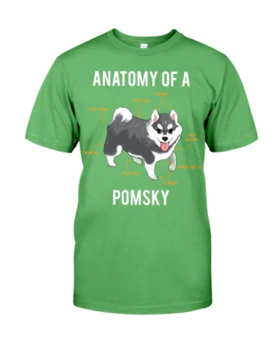 Anatomy of Pomsky Slim