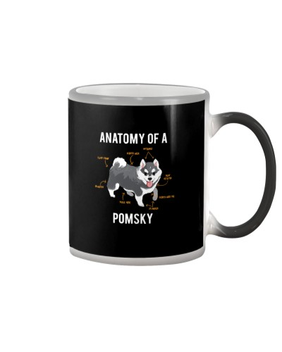 Anatomy of Pomsky Slim