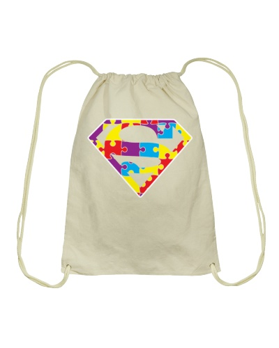 Autism Superhero  Slim Fit T-Shirt