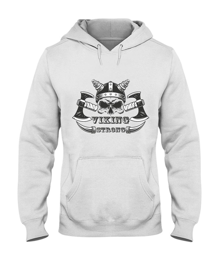 Viking Strong 2020 Hooded Sweatshirt