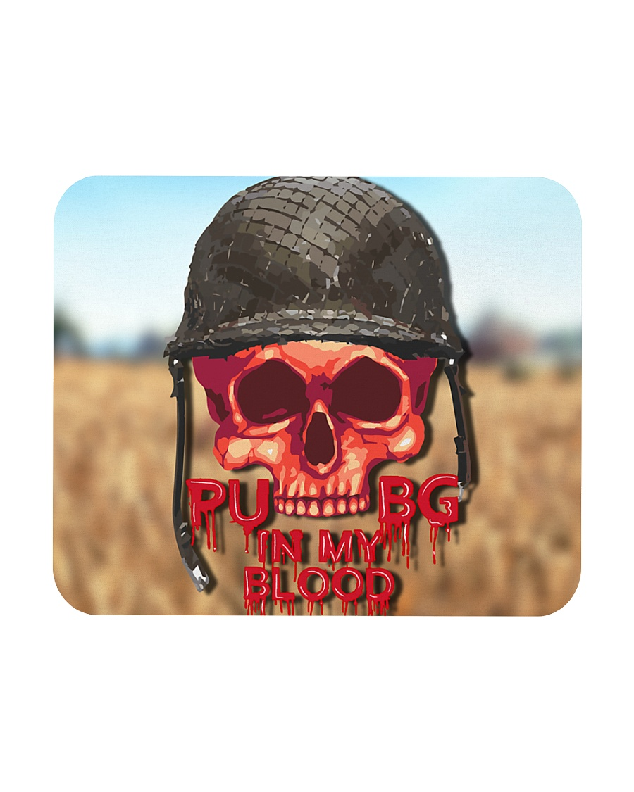 PUBG IN MY Blood Mousepad