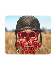 PUBG IN MY Blood Mousepad front