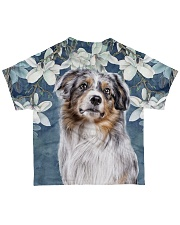 Australian Shepherd Tee All-over T-Shirt back